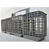 Kenmore Whirlpool Dishwasher Silverware Basket 8562080 W10807920 PS1156219 AP3885191 by Whirlpool Kenmore FSP