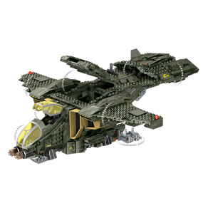 Mega Bloks - Halo - UNSC Pelican Gunship