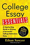 College Essay Essentials: A Step-by-Step Guide to