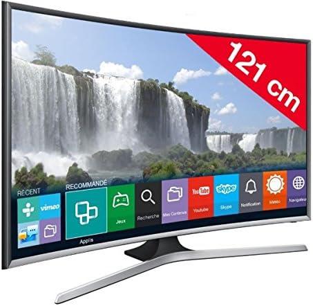 ue48j6300 – redondeado televisor LED Smart TV: Amazon.es: Electrónica