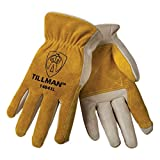Tillman 1464 Top Grain Cowhide/Split Drivers Gloves - XLarge