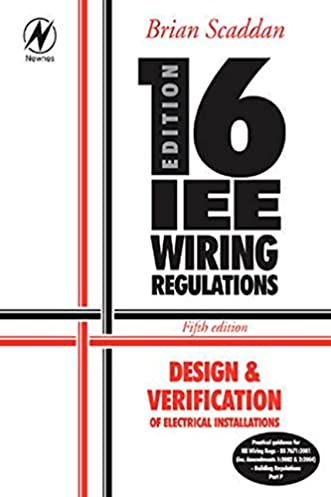 16th edition iee wiring regulations design verification rh caminhoessencial com br iee wiring regulations 17th edition pdf iee wiring regulations 17th edition pdf free download