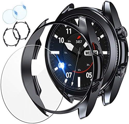 [2+2Pack] Tensea Compatible Samsung Galaxy Watch...