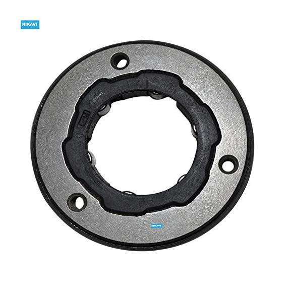 NIKAVI One Way Clutch Assembley Compatible for TVS Apache (Old Models) 150cc