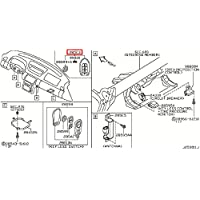 Infiniti 285E3-AC70D, Remote Control Transmitter for Keyless Entry and Alarm System