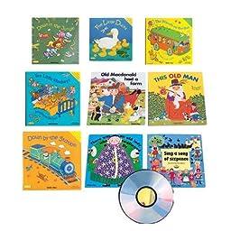 Sing-Along Big Books & CD