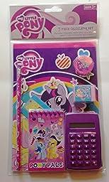 My Little Pony 7 Piece Calculator Set