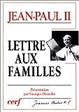 Image de Lettre aux familles