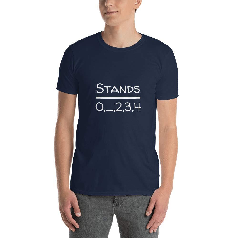 The Good News Cafe Funny T-Shirt Gift No 1 Understands Short-Sleeve Unisex T-Shirt