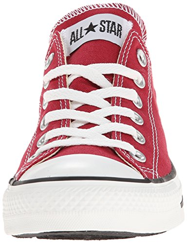 Converse Chuck Taylor All Star Ox Lage Top Sneakers 136506f Jester Red 8 M Us