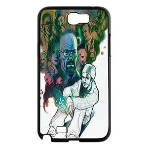 Steve-Brady Phone case TV Show Breaking Bad For Samsung Galaxy Note 2 Case Pattern-1