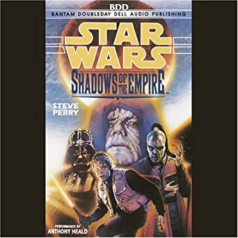 Star Wars Shadows Of The Empire Book