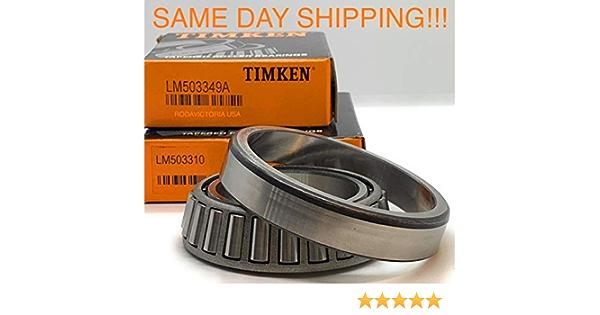KLM503349//10 KLM503310 Timken Roulements