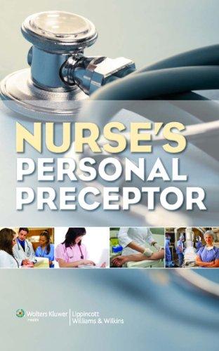 Nurse's Personal Preceptor Pdf