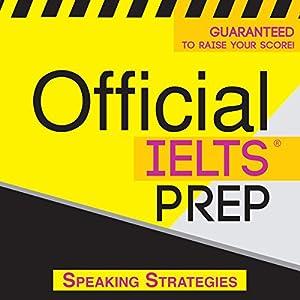 Official IELTS Prep Audiobook