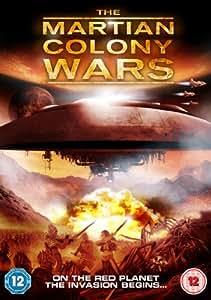 The Martian Colony Wars [DVD] [Reino Unido]