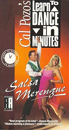 Cal Pozos Learn to Dance in Minutes: Salsa Merengue ...