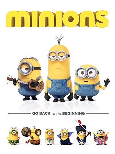 Minions (Cute Day Pl)