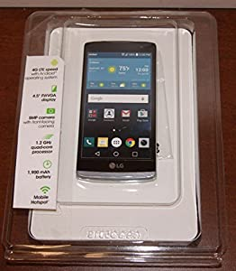 "LG Risio 4.5"" 4G LTE LG H343 Cricket Wireless Android 5.1 Lollipop"