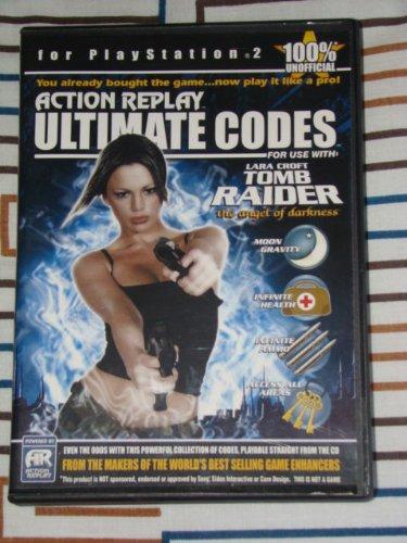Amazon Com Ultimate Codes Lara Croft Tomb Raider Angel Of