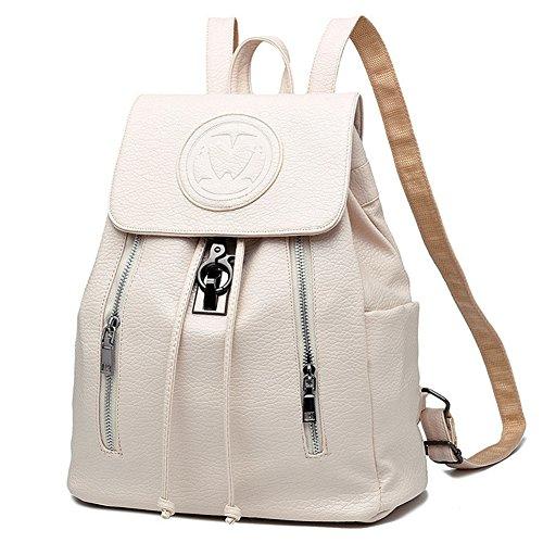 G-AVERIL - Bolso mochila  para mujer azul marino blanco