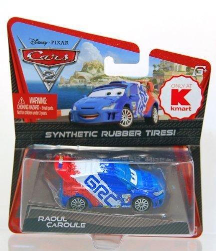 MATTEL Disney-PIXAR CARS2 K-Mart limited K-MART EXCLUSIVE-Raoul CaRoule Mattel Disney Pixar