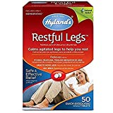 Hyland's Restful Legs Tablets 50 ea (Pack Of 3)