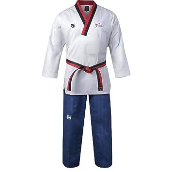 Amazon.com: Mooto Korea Taekwondo Poomsae Uniform WT Logo ...