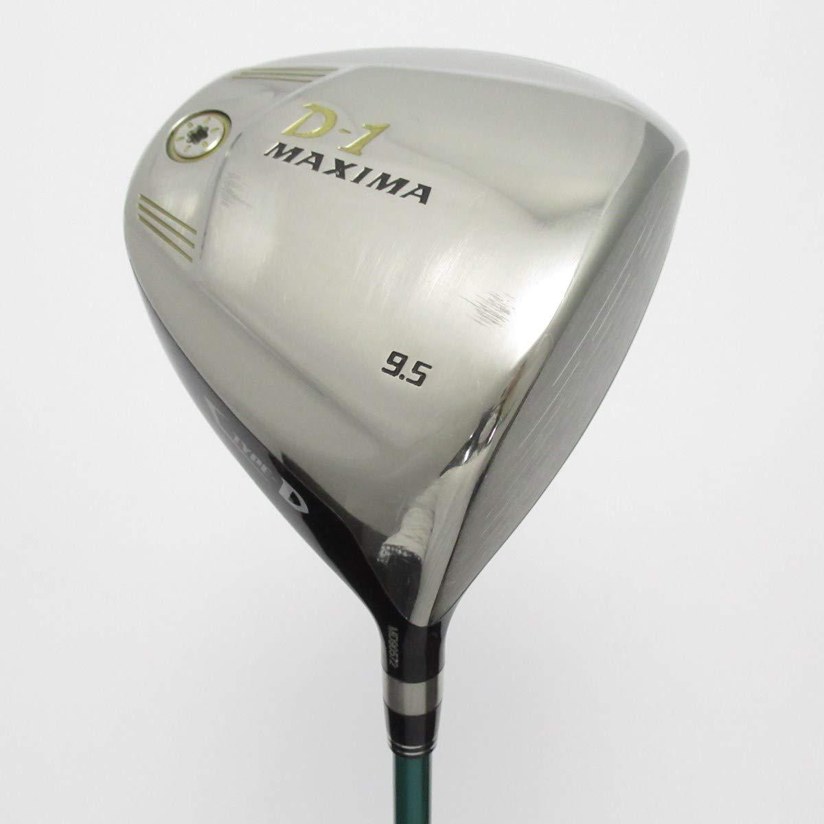 【中古】リョーマ ゴルフ RYOMA GOLF Ryoma D-1 MAXIMA TYPE-D ドライバー Tour AD QUATTROTECH 75 S  B07PZ17MYB