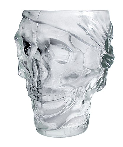 Luminarc Arc International Bulk Skull Mug (Set of 4), 30 oz, Clear for $<!--$41.36-->