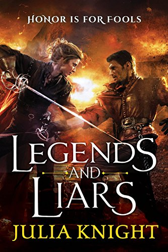 Download Legends and Liars (The Duelists) pdf epub