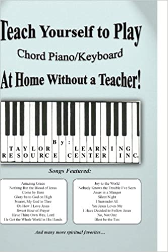 Teach Yourself To Play Chord Pianokeyboard At Home Without A