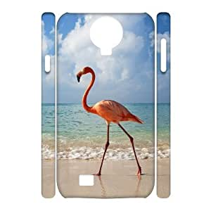 VNCASE Flamingos Phone Case For Samsung Galaxy S4 i9500 [Pattern-1]