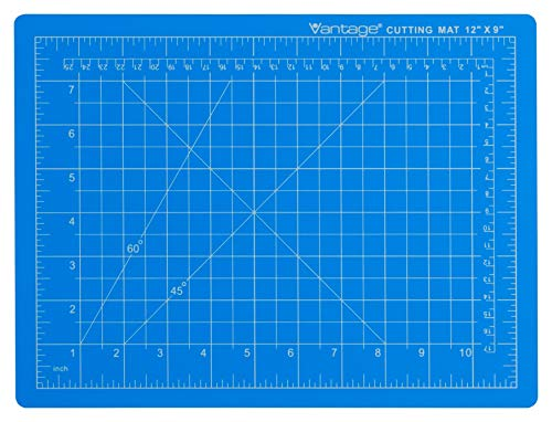 (Dahle Vantage 10690 Self-Healing 5-Layer Cutting Mat Perfect for Crafts and Sewing 9