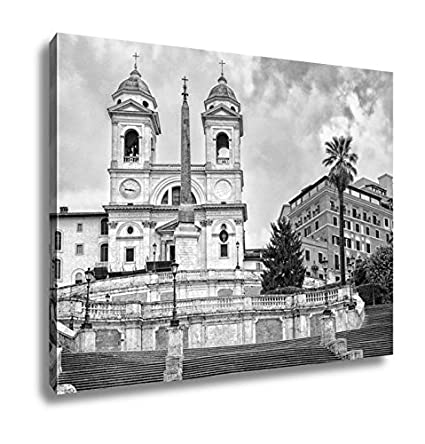 Amazon Com Ashley Canvas Lisbon Portugal Alfama Quarter And