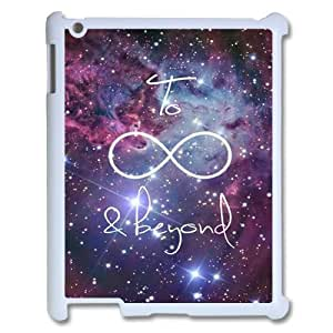 Galaxy Purple Customized Cover Case for Ipad2,3,4,custom phone case ygtg596982 by lolosakes