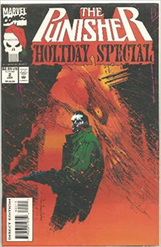 Téléchargement gratuit ebook audio Marvel Comics The Punisher Holiday Special #2 Jan1994 (French Edition) iBook