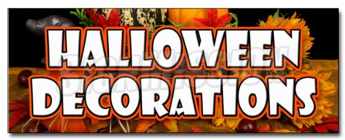 36-halloween-decorations-decal-sticker-masks-trick-or-treat-holiday-pumpkins