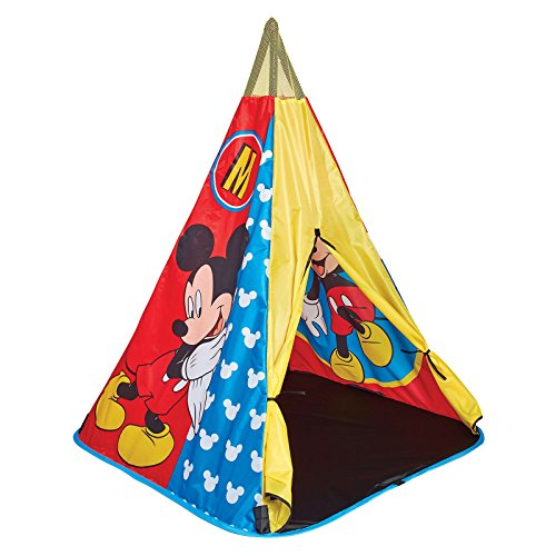 Mickey Mouse Teepee Play Tent (Mickey Mouse Tent)