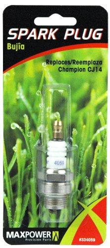 Maxpower 334059 Spark Plug For Lawn Boy NGK BM4A Champion CJ14 Autolite (Sparks Halloween)