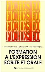 100 fiches d'expression écrite ou orale à l'usage des formateurs