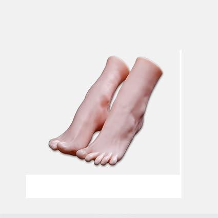 Amazon Com Ms Wgo Silicone Feet Silicone Mannequin 1 Pair Silicone
