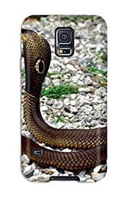 Galaxy Durable Protection Case Cover For Galaxy S5 Snake