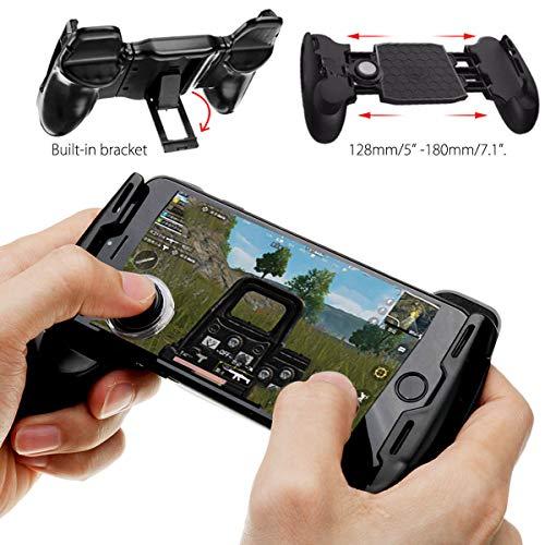 FidgetFidget Game Pad Joystick Gaming Trigger Shooter Controller for PUBG Mobile Smart Phone for LG V10 Leon Spirit