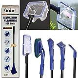 Geenber Aquarium Fish Tank Clean Kit, Magnetic