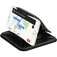 Cell Phone Holder for Car Choncyn Car Phone Mount for iPhone x and Other 3-7 inch Smartphone Dashboard GPS Holder mount