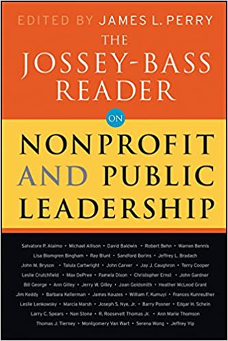Amazon the jossey bass reader on nonprofit and public the jossey bass reader on nonprofit and public leadership 1st edition kindle edition fandeluxe Gallery
