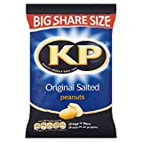KP Original Salted Peanuts (500g) - Pack of 2