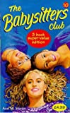 """The Babysitters Club Collection: """"Mary Anne and the Great Romance"""", """"Mallory and the Mystery Diary"""", """"Welcome Back Stacey!"""" No. 10"""
