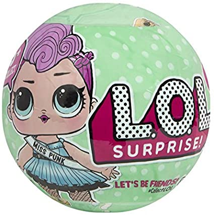 Amazon Com L O L Surprise Doll Series 2 Toys Games